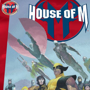"""House of M"" cover via Marvel Comics"