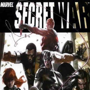 "Secret War"" cover via Marvel Comics"