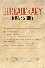 Book cover image of Bureaucracy A Love Story