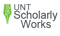 UNT Scholarly Works Logo