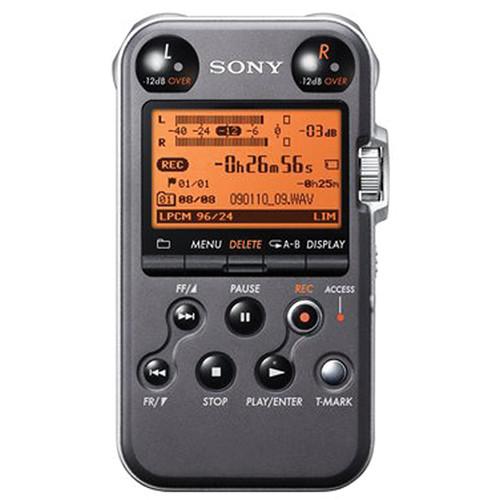 Portable Digital Audio Recorder & OLM-10 Lavalier Microphone Kit