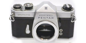 Honeywell Pentax Sportmatic 35mm