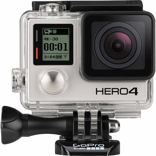 GoPro Hero4 Kit