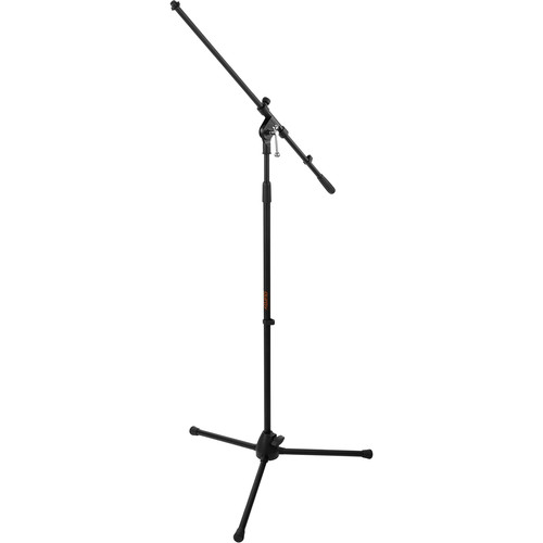 Tripod Microphone Stand with Fixed Boom