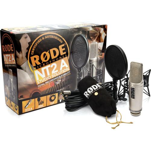 Rode NTG2 Shotgun Microphone Kit