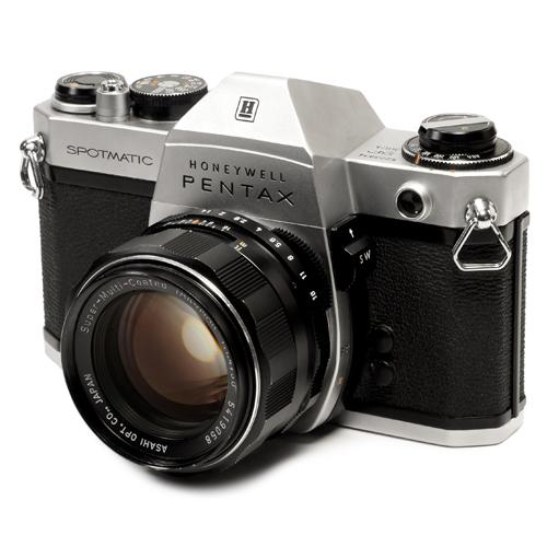 Honeywell Pentax Camera Body