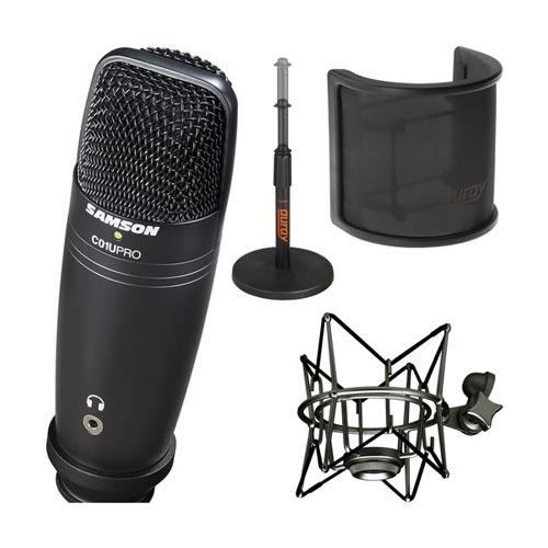 Samson mic kit