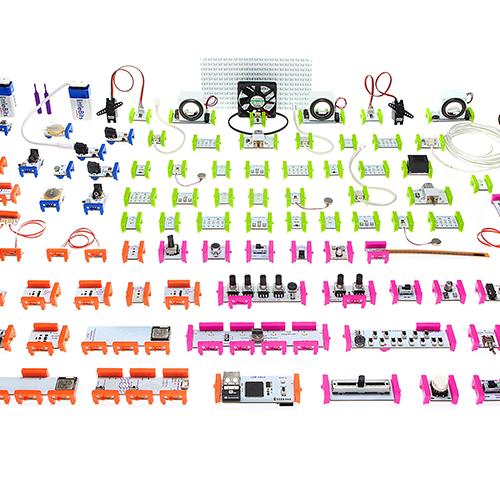 LittleBits parts