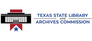 Texas State Library and Archives Commission Logo