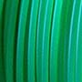 spool of green polyprinter filament