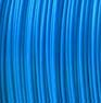 spool of blue  polyprinter filament