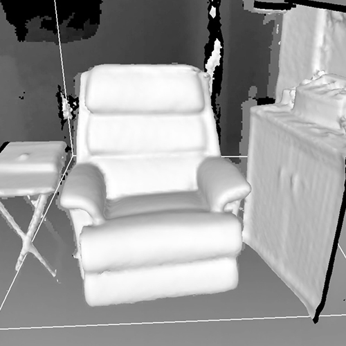 Structure Sensor 3D Scanner
