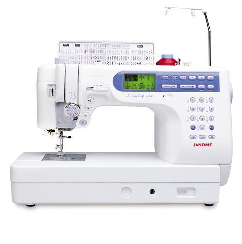 Memory Craft 6500P Sewing Machine