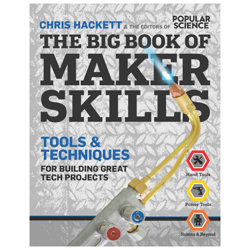 Big Book of Maker Skills cover