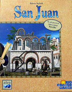 San Juan box cover