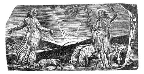 William Blake engravings